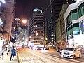 HK WC 灣仔 Wan Chai 莊士敦道 Johnston Road Takan Lodge Thomson Road night September 2019 SSG 01.jpg