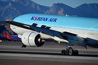 HL7715 - B772 - Korean Air