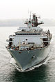 HMS Bulwark Sails for the Far East MOD 45149911.jpg