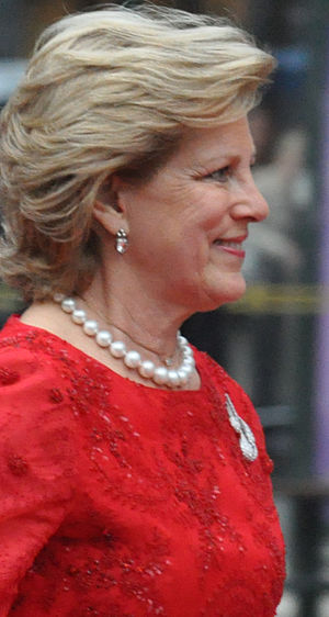 Queen Anne-Marie of Greece - Image: HM The Queen of Greece