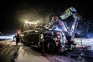 <i>Highway Thru Hell</i> television series