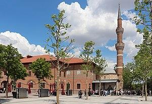 Image:Haci Bayram Mosque 01