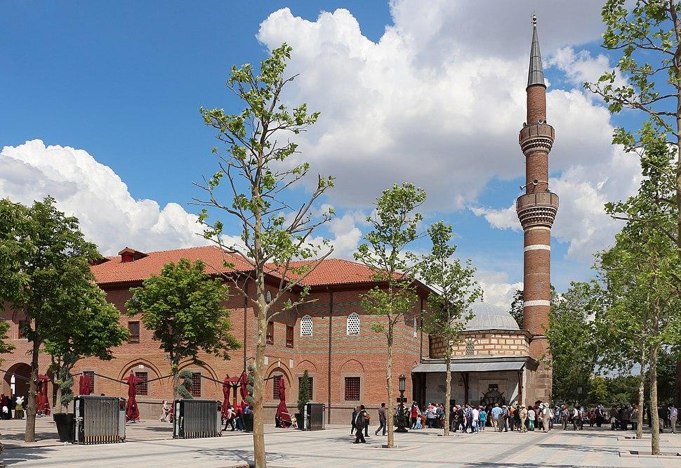 Haci Bayram Mosque 01