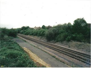 Haddenham railway station (Buckinghamshire)