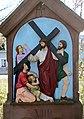 Hagenau-Marienthal-Kreuzweg im Freien-08-Jesus begegnet den weinenden Frauen-2019-gje.jpg