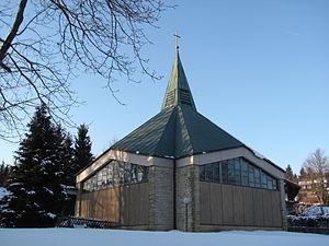 Hahnenklee - Catholic Church Maria im Schnee