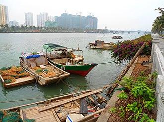 Haidian River - Image: Haidian River 01
