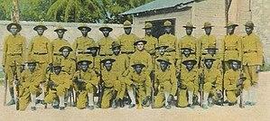 Gendarmerie of Haiti - Haitian Gendarmerie