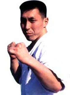 Hajime Kazumi Karate instructor