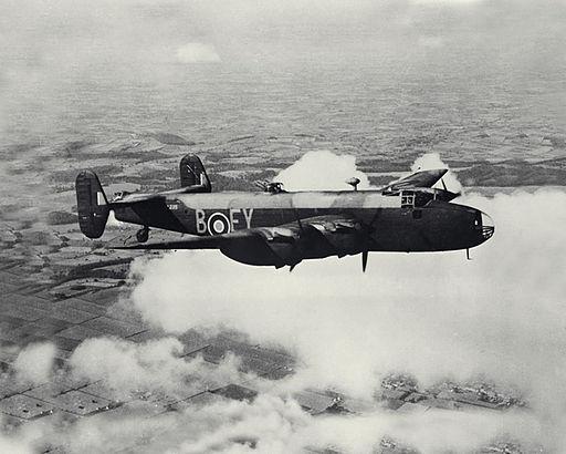 Halifax Bomber 2 ExCC