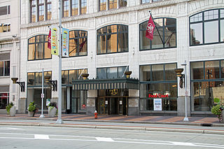 Halle Brothers Co. defunct department store chain