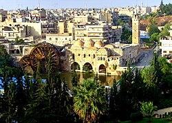 Altstadt von Hama