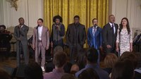 File:Hamilton at the White House.webm
