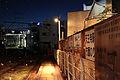 Hankai Tramway Sumiyoshi Station Eastbound Platform.jpg