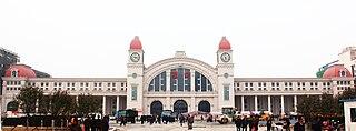 Hankou railway station railway station