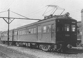 第1次車920(1947年2月)