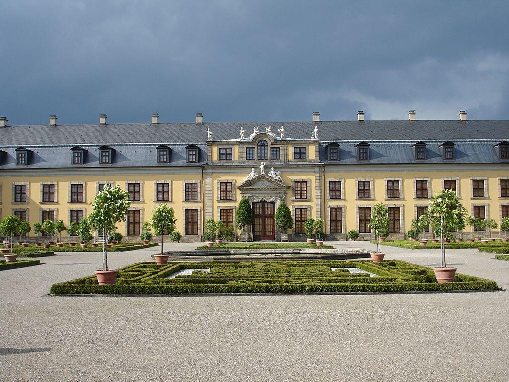 2. Berggarten