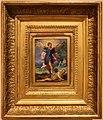 Hans (johann) rottenhammer, arcangelo michele calpesta il demonio con maria, gesù e il battista sullo sfondo, ante 1606.JPG