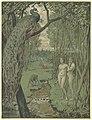 Hans Thoma - Paradies mit Pfau (1892, Städel).jpg
