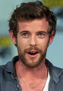 Description de l'image Harry Treadaway SDCC 2014 (cropped).jpg.
