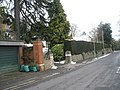Hedge in Guildown Road - geograph.org.uk - 1158498.jpg