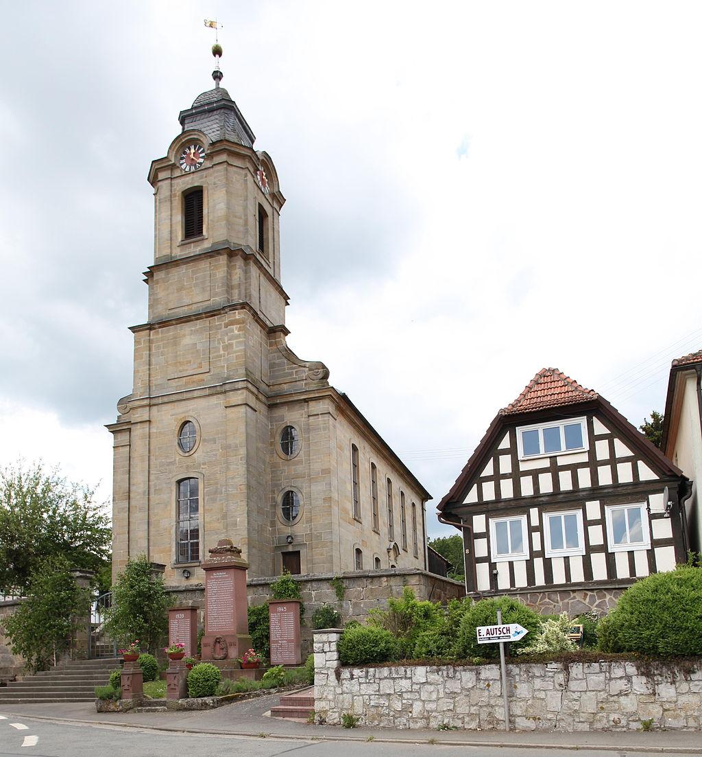 Heilgersdorf-Ev-Kirche