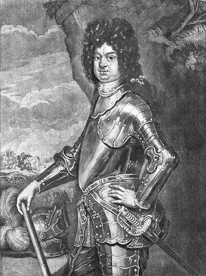 Heinrich of Saxe-Weissenfels, Count of Barby - Image: Heinrich von Sachsen Römhild