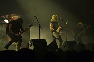 Corrosion of Conformity American heavy metal band formed in 1982