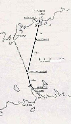 Helsinki Tallinna Rautatietunneli Wikipedia