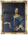 Hendrik Münnichhoven, Anna Maria Silfverstierna (1643-1697), dotter till Johan Månsson Silfverstierna, porträtt målat 1660-talet - Ludgo kyrka.jpg