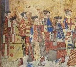 Henry courtenay   order of the garter