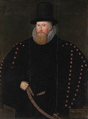 Henry Norris 1st Baron Norris of Rycote