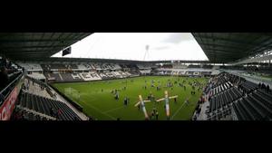Polman Stadion - Image: Heracles Stadion
