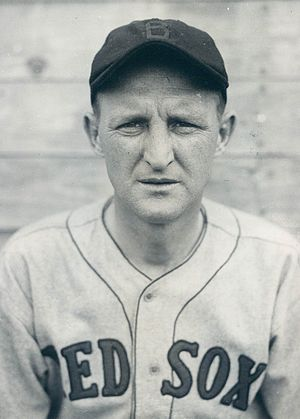 International League Hall of Fame - Herb Pennock was elected to the National Baseball Hall of Fame in 1948.