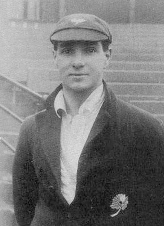 Herbert Sutcliffe - Herbert Sutcliffe in the early years of his first-class career.