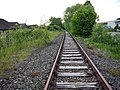Hermann-Hesse-Bahn, S-Bahn Fertigstellung spätestens 2019 geplant , ehemalig, Württembergische Schwarzwaldbahn, Stuttgart Calw, eröffnet 1872, eingestellt 1983 - panoramio (2).jpg