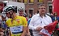 Herve - Tour de Wallonie, étape 4, 29 juillet 2014, départ (D15).JPG