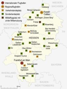 Bundesland Karte Mit Städten.Hessen Wikipedia