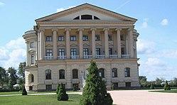 Картинки по запросу палац кирила розумовського в батурині
