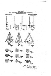 Hettinger's Aerial Conductors for Wireless Signaling US1309031A.jpg