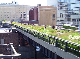 image illustrative de l'article High Line