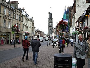 Ayr (Scottish Parliament constituency) - High Street, Ayr