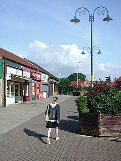 Eastfield, North Yorkshire Town and civil parish in North Yorkshire, England