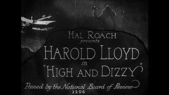 Fichier:High and Dizzy (1920).webm