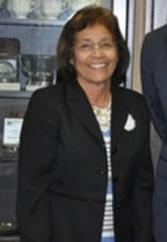 President of the Marshall Islands - Image: Hilda Heine portrait