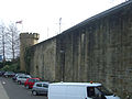 Hillsborough Barracks, SE tower and walls.jpg