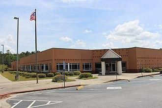 Hinesville, Georgia - Hinesville Post Office