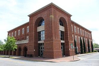 Hinesville, Georgia - Hinesville city hall