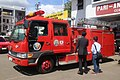 Hino Ranger Fire Truck donated by Japan.jpg