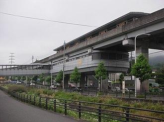Ōzuka Station - Ōzuka Station